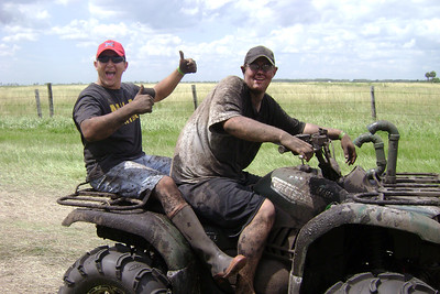 2007.08.10 Okeechobee Mud Fest - ATV Photos