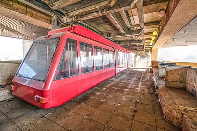 Mud Island Monorail