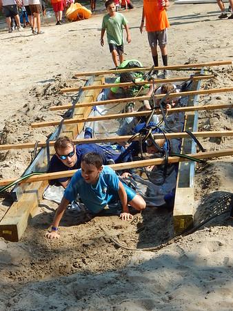 Mud Run & Cardboard Regatta 2016