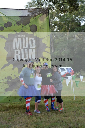 Mud Run - Houston