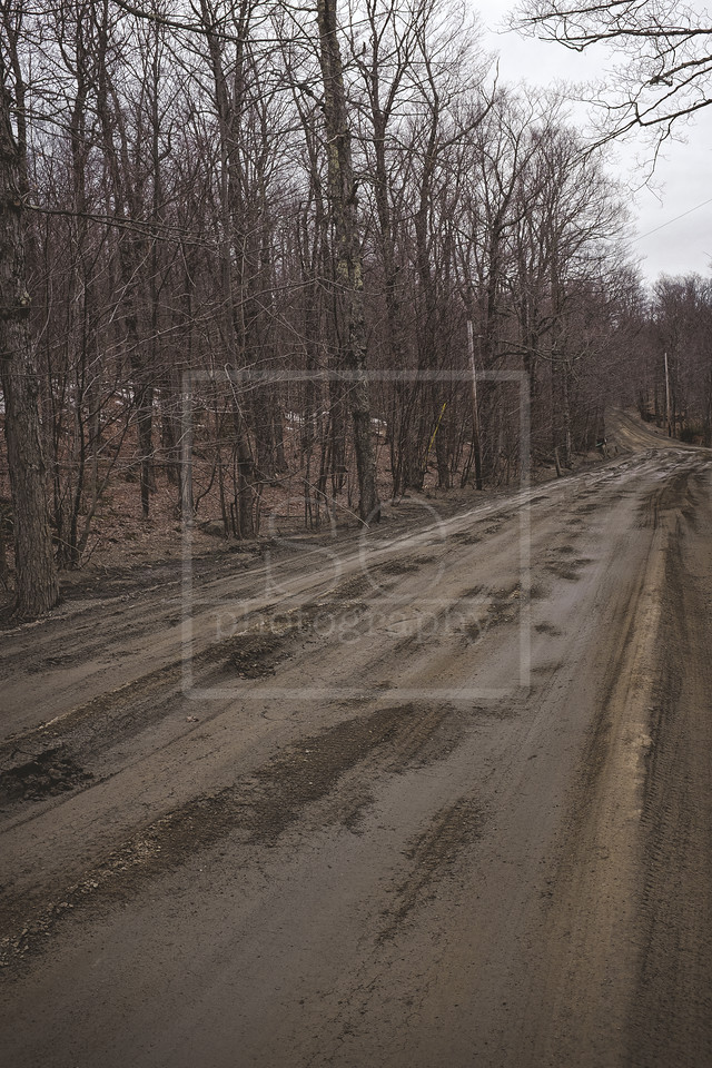 Down the Mud Road