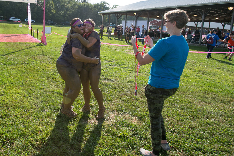 2017 Muddy Mamas Mud Run
