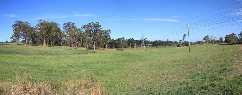 Farm Land From Mudgeeraba Road & The Pacific Highway Dec 14th & 15th  2012