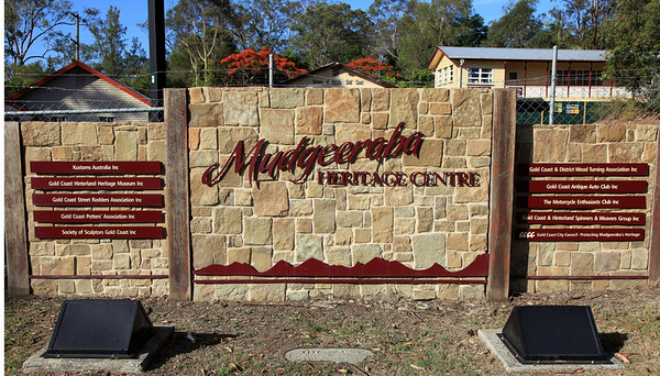 Mudgeeraba Heritage Centre Dec 14th 2012