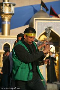 عزاء الزنجيل بالقديح - يوم 6 محرم 1430 هـ