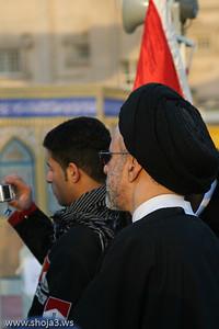 سماحة العلامة السيد طاهر الشميمي  عزاء الزنجيل بالقديح - يوم 6 محرم 1430 هـ