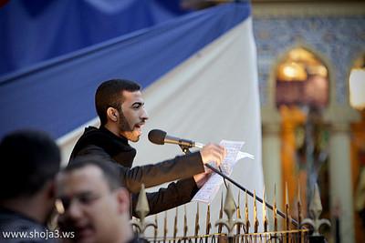 الرادود محمد العنكي