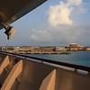 Arriving at Bermuda