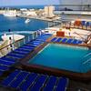 Aft Terrace Pool on deck 15