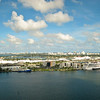 Port of Miami in sunshine; makes me want to go on a cruise!