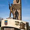Ankara<br /> Statue honoring the Turkish gendarme.
