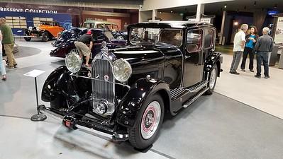 Mullin Automotive Museum 1