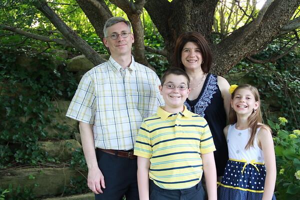 D Warrick Family