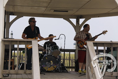 A band provided music  on Nauset Beach.  PHOTO GALLERY:  Celebrate Our Waters  Celebrate Our Waters took place at various Orleans venues Saturday and Sunday.  Talks, walks and boating programs focusing on the town's waters and heritage  were held throughout the weekend.. 10 / 19  WickedLocal.com/CapeCod September 26, 2011COMMUNITY NEWSPAPER COMPANY