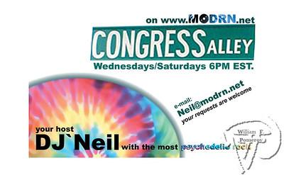 Congress Alley 2003magnet designMy Own Damn Radio Network