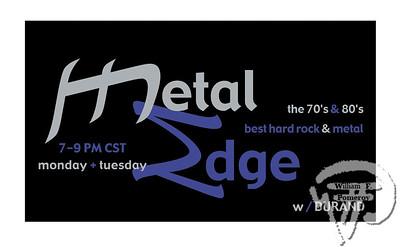 Metal Edge 2004brand designMy Own Damn Radio Network
