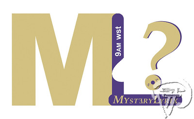 Mystery Lyrix 2004magnet designMy Own Damn Radio Network