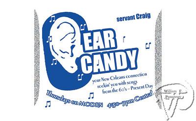 Ear Candy 2004brand designMy Own Damn Radio Network