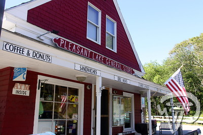 The Pleasant Lake General Store building  dates back to the 1850s. Couple buys iconic Pleasant Lake General Store  WickedLocal.com/CapeCod June 21, 2012COMMUNITY NEWSPAPER COMPANY
