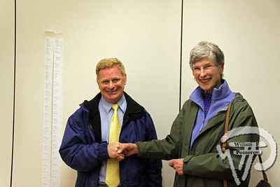 Jon Fuller and Sue Christie are all smilesafter Tuesday's election.Christie, Fuller win selectman seats in Orleans WickedLocal.com/CapeCod May 19, 2010COMMUNITY NEWSPAPER COMPANY