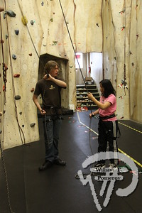 30-foot indoor Rock Wall2010Willy's Gym