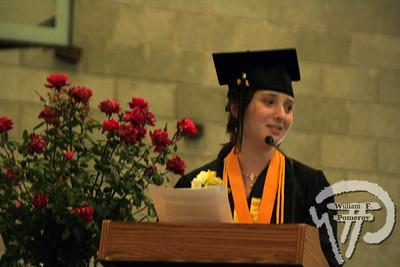 Nauset graduate Alexandra Reed addresses her classmates. A Photo Salute to the Cape Cod Class of 2008 29 / 35  WickedLocal.com/CapeCod June 12, 2008COMMUNITY NEWSPAPER COMPANY