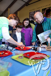Science on the Street, an interactive science festival  for families, teachers and students took place  at Cape Cod Museum of Natural History  this past Saturday in Brewster.