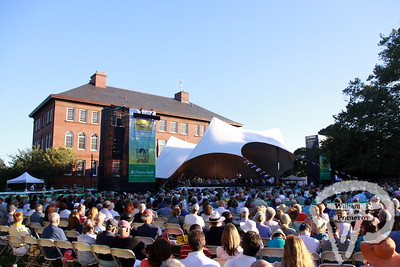 The annual Pops by the Sea concert features the Boston Pops Esplanade Orchestra.