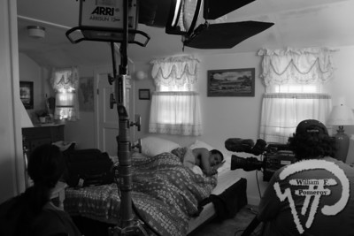 """Indie film features Orleans landmarkA scene is filmed for""""The Rich and the Poor are Naked."""" The Cape Codder MAY 1, 2009page 10"""