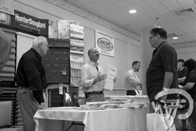 . . . . . . . . . . . PARTING SHOTS John Fahle of South Chatham based Window Treatments, Etc.was among the exhibitors at the recent Lower Cape Expo in Eastham. The Cape Cod Chronicle APRIL 8, 2010page 51