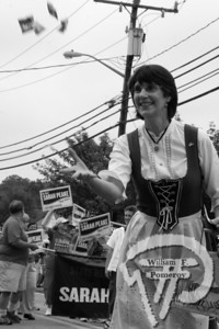 The Fourth in photosA member of the German American Club of Cape Cod tosses candyto the crowd at the July Fourth parade in Orleans. The Cape Codder JULY 11, 2008page 15