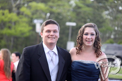 Paul Gorman  with Jessica Johnson. PHOTO GALLERY:  D-Y Senior Prom  Dennis-Yarmouth Regional High School started their 2013  Senior class Prom this past Saturday evening with grand-style  in Hyannis. With each name announced to family, friends  and faculty by classmate Allyssa Medeiros, participants then  proceeded onto a red carpet as they entered Cape Codder  Resort & Spa.   1 of 32  WickedLocal.com/CapeCod May 20, 2013 COMMUNITY NEWSPAPER COMPANY