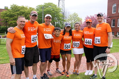 Koko FitClub  Cape Cod. SEEN ON SCENE:  Cape Abilities 5K  Despite an early slight rain, more than 500 runners and walkers  came out Saturday morning to take part in a 5K Walk/Run in downtown  Hyannis. Exceeding their goal in raising over $50,000 for Cape Abilities,  a program which has been supporting people with disabilities across  Cape Cod for over the past 40 years.  14 / 17   WickedLocal.com/CapeCod May 13, 2013 COMMUNITY NEWSPAPER COMPANY