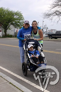 The Payne family  from Falmouth. SEEN ON SCENE:  Cape Abilities 5K  Despite an early slight rain, more than 500 runners and walkers  came out Saturday morning to take part in a 5K Walk/Run in downtown  Hyannis. Exceeding their goal in raising over $50,000 for Cape Abilities,  a program which has been supporting people with disabilities across  Cape Cod for over the past 40 years.  1 / 17   WickedLocal.com/CapeCod May 13, 2013 COMMUNITY NEWSPAPER COMPANY