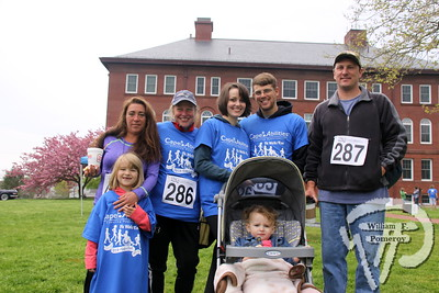 West and Company  from Dennis. SEEN ON SCENE:  Cape Abilities 5K  Despite an early slight rain, more than 500 runners and walkers  came out Saturday morning to take part in a 5K Walk/Run in downtown  Hyannis. Exceeding their goal in raising over $50,000 for Cape Abilities,  a program which has been supporting people with disabilities across  Cape Cod for over the past 40 years.  16 / 17   WickedLocal.com/CapeCod May 13, 2013 COMMUNITY NEWSPAPER COMPANY