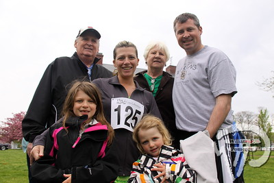 Cape Cod Brass  from Yarmouth. SEEN ON SCENE:  Cape Abilities 5K  Despite an early slight rain, more than 500 runners and walkers  came out Saturday morning to take part in a 5K Walk/Run in downtown  Hyannis. Exceeding their goal in raising over $50,000 for Cape Abilities,  a program which has been supporting people with disabilities across  Cape Cod for over the past 40 years.  2 / 17   WickedLocal.com/CapeCod May 13, 2013 COMMUNITY NEWSPAPER COMPANY