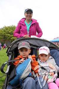 The Richter family  from Yarmouth. SEEN ON SCENE:  Cape Abilities 5K  Despite an early slight rain, more than 500 runners and walkers  came out Saturday morning to take part in a 5K Walk/Run in downtown  Hyannis. Exceeding their goal in raising over $50,000 for Cape Abilities,  a program which has been supporting people with disabilities across  Cape Cod for over the past 40 years.  13 / 17   WickedLocal.com/CapeCod May 13, 2013 COMMUNITY NEWSPAPER COMPANY