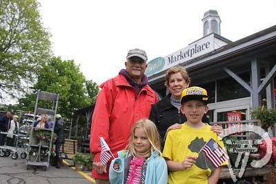 The Vitkosky grandchildren  accompany their grandparents, the Costas from Orleans. SEEN ON SCENE:  Friends of Friends' Marketplace  in Orleans  Friends of Friends' Marketplace were entertained with product samplings  through plant sales, while taking in sounds of old time Dixie land music too  in celebrating the 15th anniversary of the Orleans-based marketplace.  5 / 27   WickedLocal.com/CapeCod May 28, 2013 COMMUNITY NEWSPAPER COMPANY