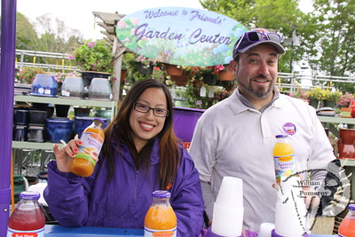 Thuy Tran plus Marcello Sessa  from Nantucket Nectars. SEEN ON SCENE:  Friends of Friends' Marketplace  in Orleans  Friends of Friends' Marketplace were entertained with product samplings  through plant sales, while taking in sounds of old time Dixie land music too  in celebrating the 15th anniversary of the Orleans-based marketplace.  8 / 27   WickedLocal.com/CapeCod May 28, 2013 COMMUNITY NEWSPAPER COMPANY