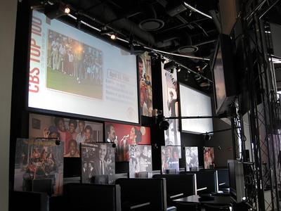 CBS Scene - 2 floors of food and entertainment