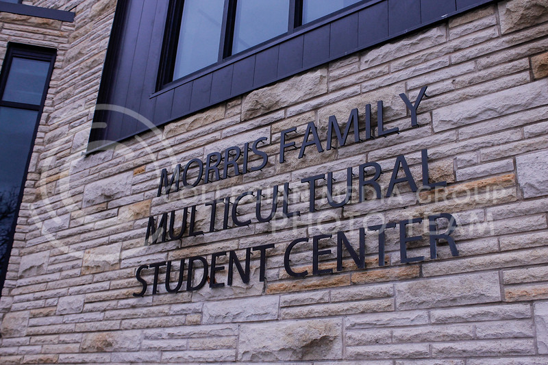 The Morris Family Multicultural Student Center, located next to the K-State Student Union, is home to the university's multicultural organizations, including the Asian American Student Union and SPICMACAY. (Kaylie McLaughlin | Collegian Media Group)
