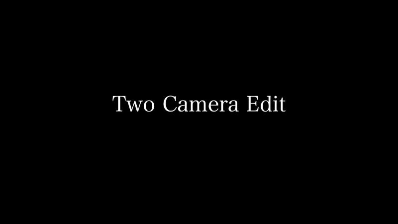 Two Camera Shot