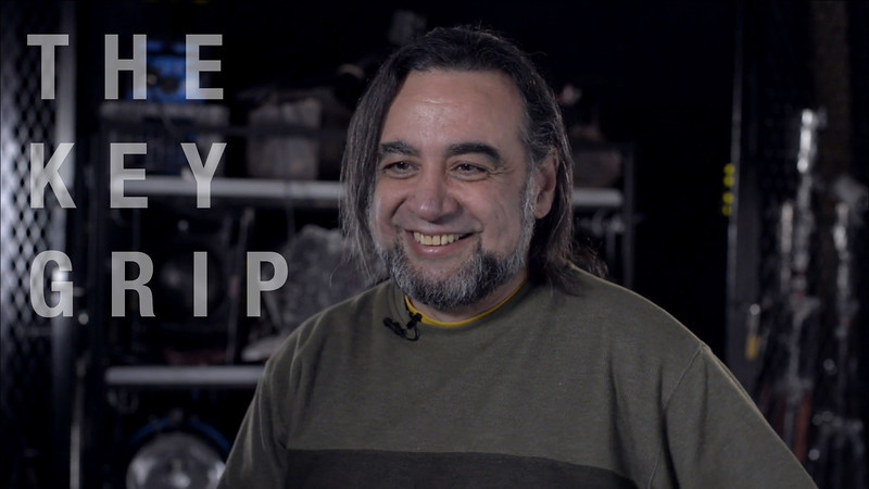 The Key Grip - Jose Ponce