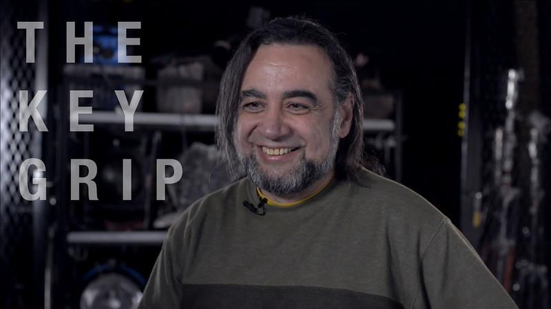 The Key Grip - Jose Ponce
