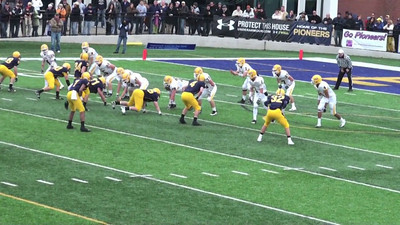 86 yd TD vs East Grand Rapids