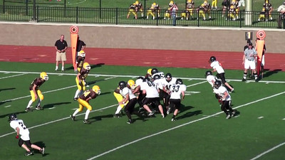 Nope, that would be Blake Jackson (#24) on the stop.