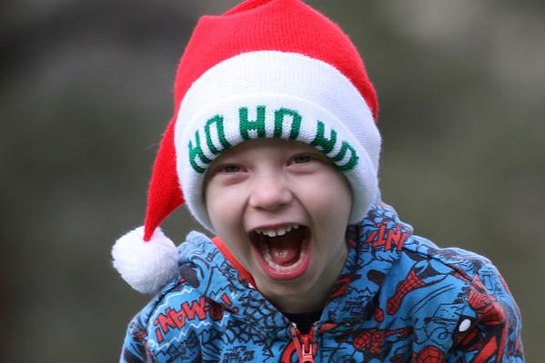 Noah Christmas 2012