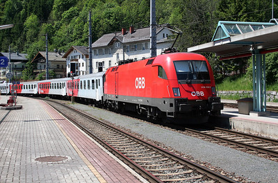 1116 139 at Zell am See on 25th May 2005