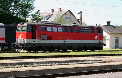 2043 041 at Neumarkt Kallham on 26th May 2005