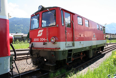 2095 004 at Tischlerhausl (Depot) on 25th May 2005
